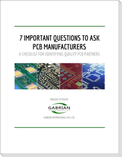 7 Preguntas Importantes para los Fabricantes de PCBs antes de Trabajar con Ellos