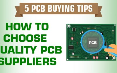 5 Powerful Tips to Help You Choose High-Quality PCB Manufacturers [Infographic]