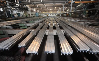 Mechanical Finishes for Aluminum Extrusions: What are the Options?