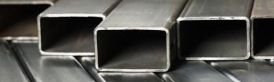 Rectangular aluminum tubing