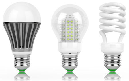 Various LED Bulbs