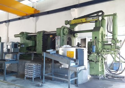 1,600 Ton Die Casting Machine