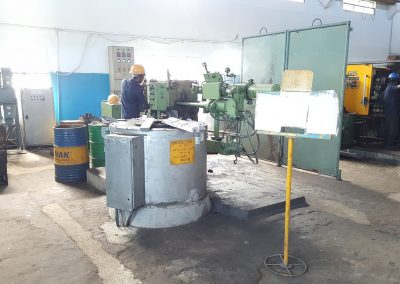 80 Ton Die Casting Machine