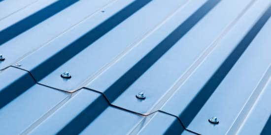 Rolled aluminum roofing sheet