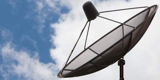Aluminum Mesh Satellite Dish from Aluminum Sheet