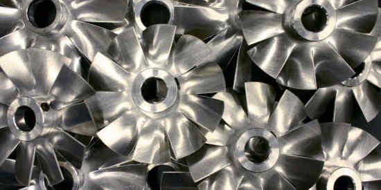 Aluminum Fan Blades Made From Aluminum Sheet