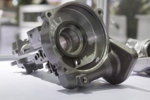 Example of a Die Cast Automotive Part