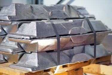 Ingots for use in aluminum fabrication